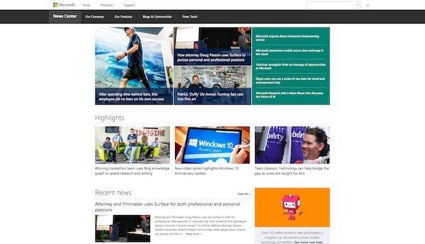microsoft-news-center
