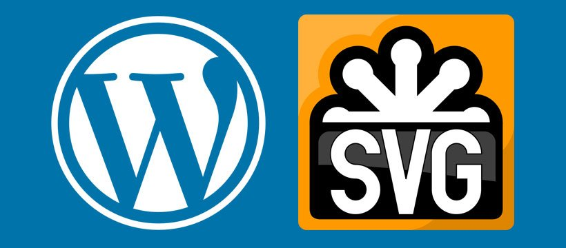WordPress: SVG Upload erlauben