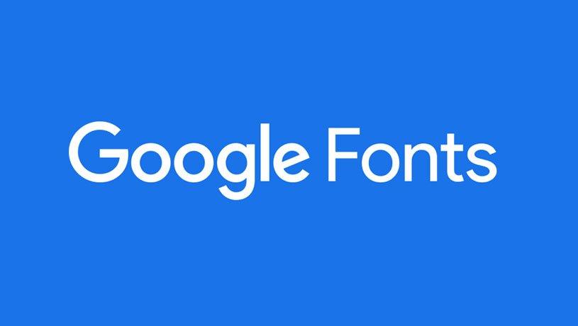 Google Fonts: Die besten Schriftarten